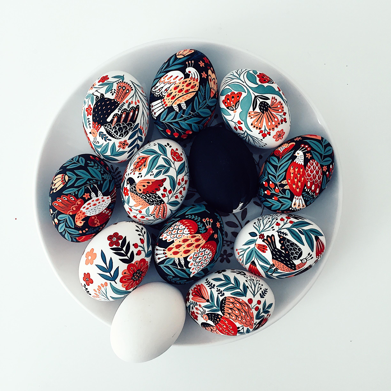Dinara Mirtalipova Easter Egg