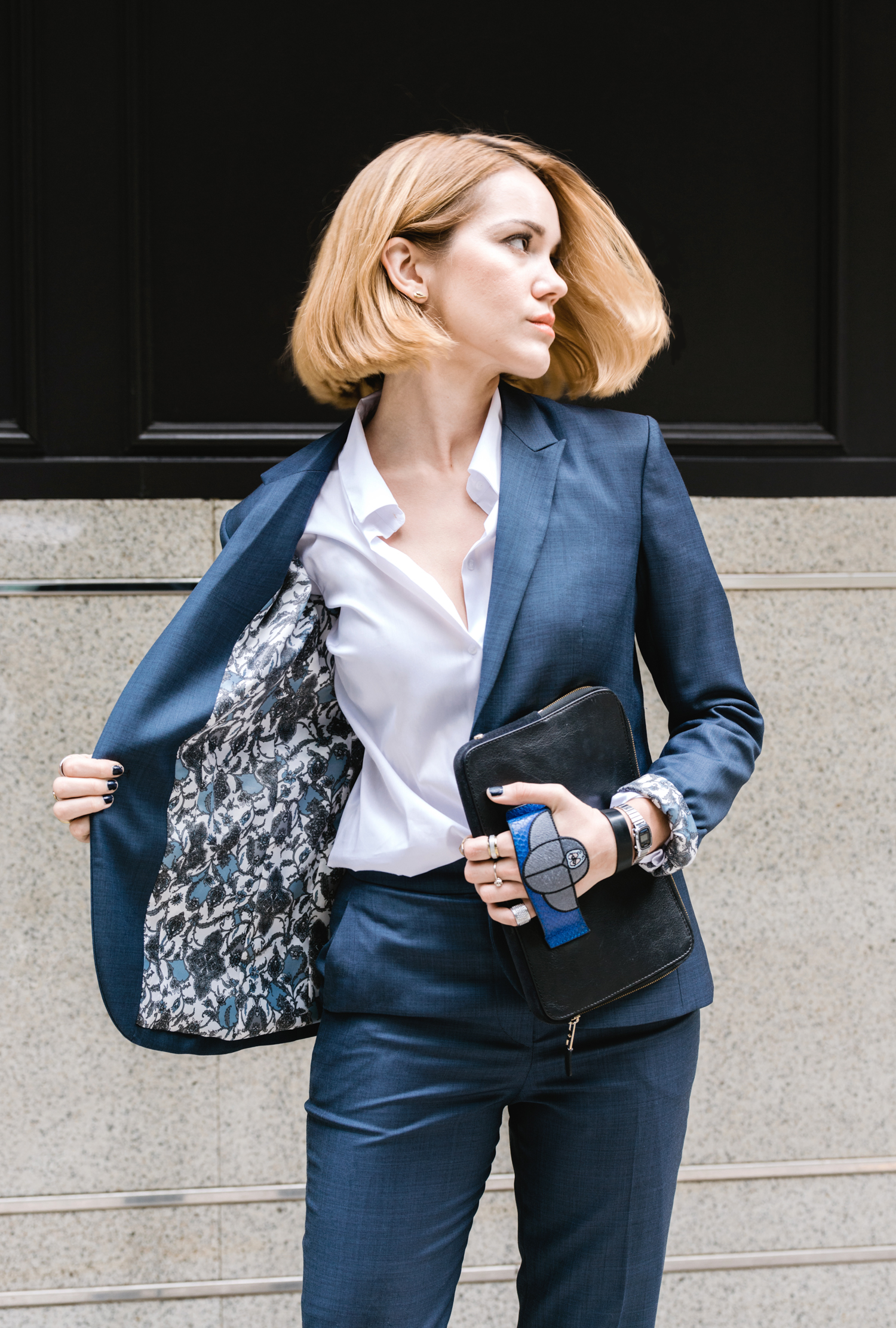 Finally. - A stylish tailor for women.