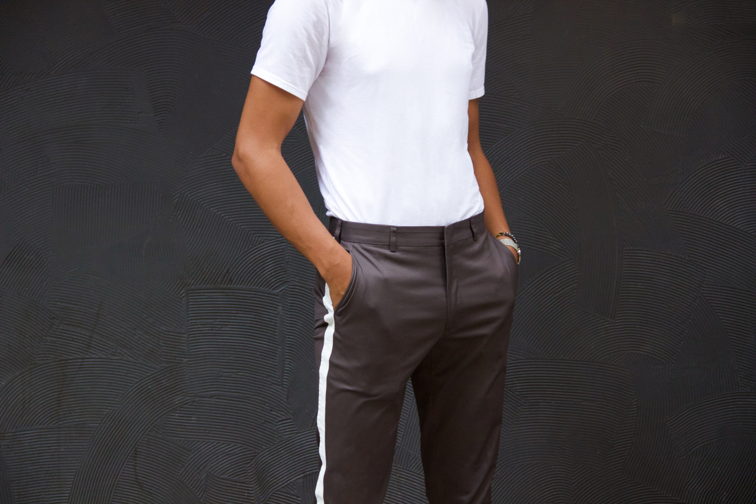 #12 The Chino - The perfect combination of mobility, professionalism, and relaxed style.