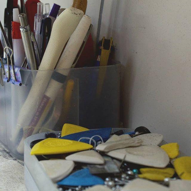 A peek inside our Hong Kong workshop.