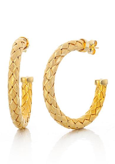 Roberto Coin Gold Earrings