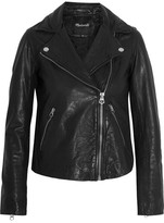 Madewell Moto Leather biker jacket