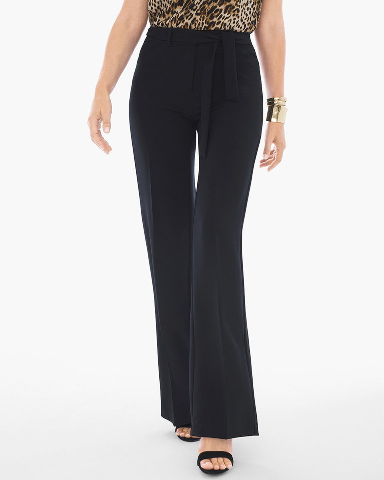 Chico's Belted Trouser