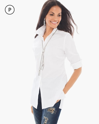Chico's Cotton Lena Shirt