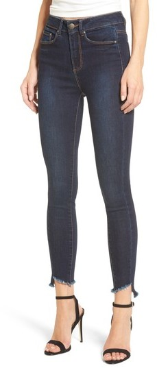 Women's Afrm Clark High Waist Skinny Jeans