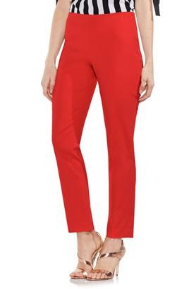Women's Vince Camuto Doubleweave Side Zip Skinny Pants