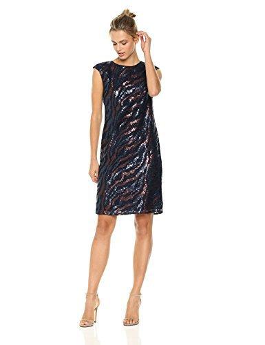 ADD TO FAVORITES NIC+ZOE Women's Lace Sequin Shift Dress