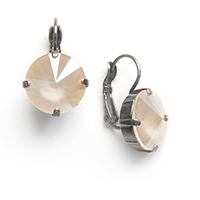 LIGHTNESS SABIKA VIENNA® DROP EARRINGS (#S424-CRE)
