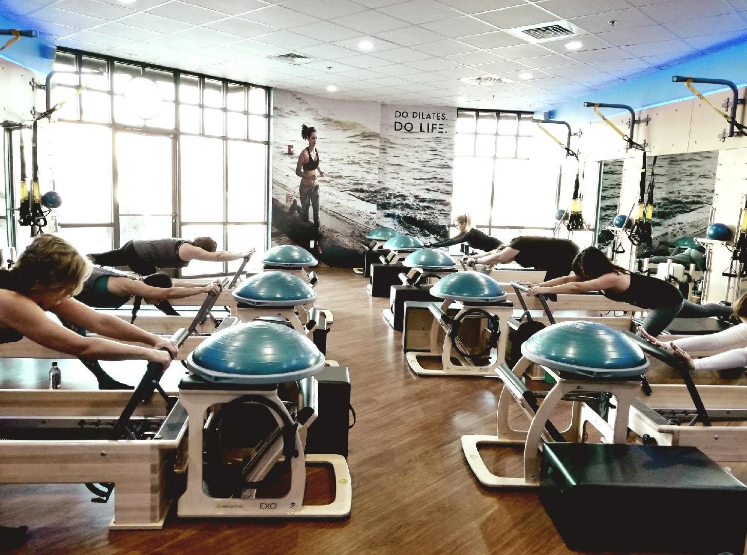 Huntersville Club Pilates