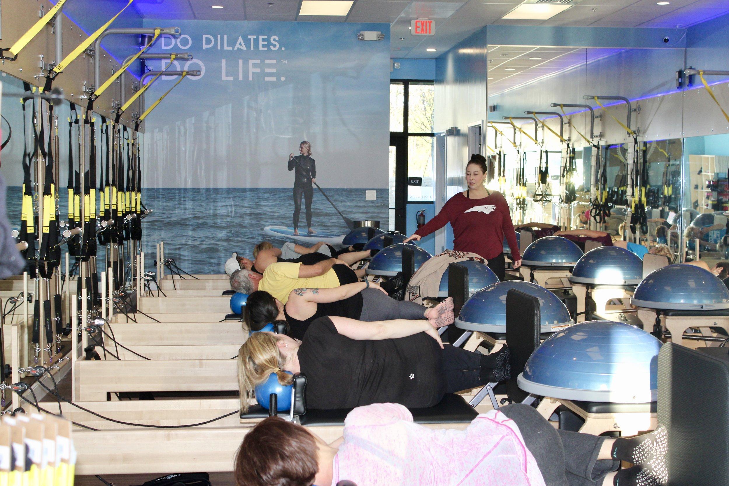 Fort Mill Club Pilates