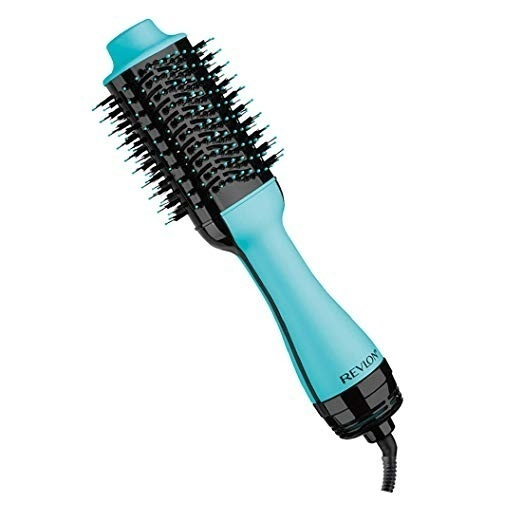 Revlon One-Step Hair Dryer & Volumizer Hot Air Brush, Mint  by Revlon