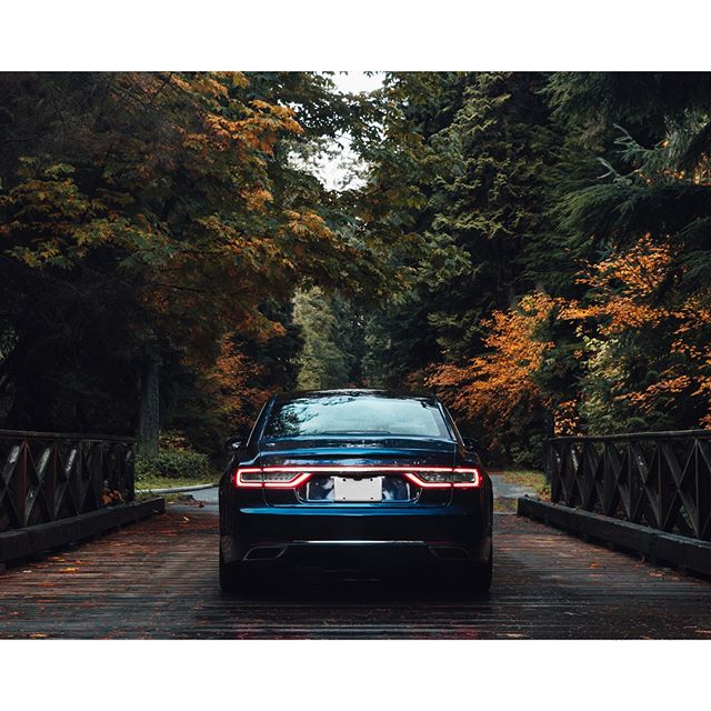 Catching the first signs of autumn in the #Continental, shot here by Hayden Stinebaugh. Share your best fall photos from the road using #MyLincoln for an opportunity to be featured on our feed.
