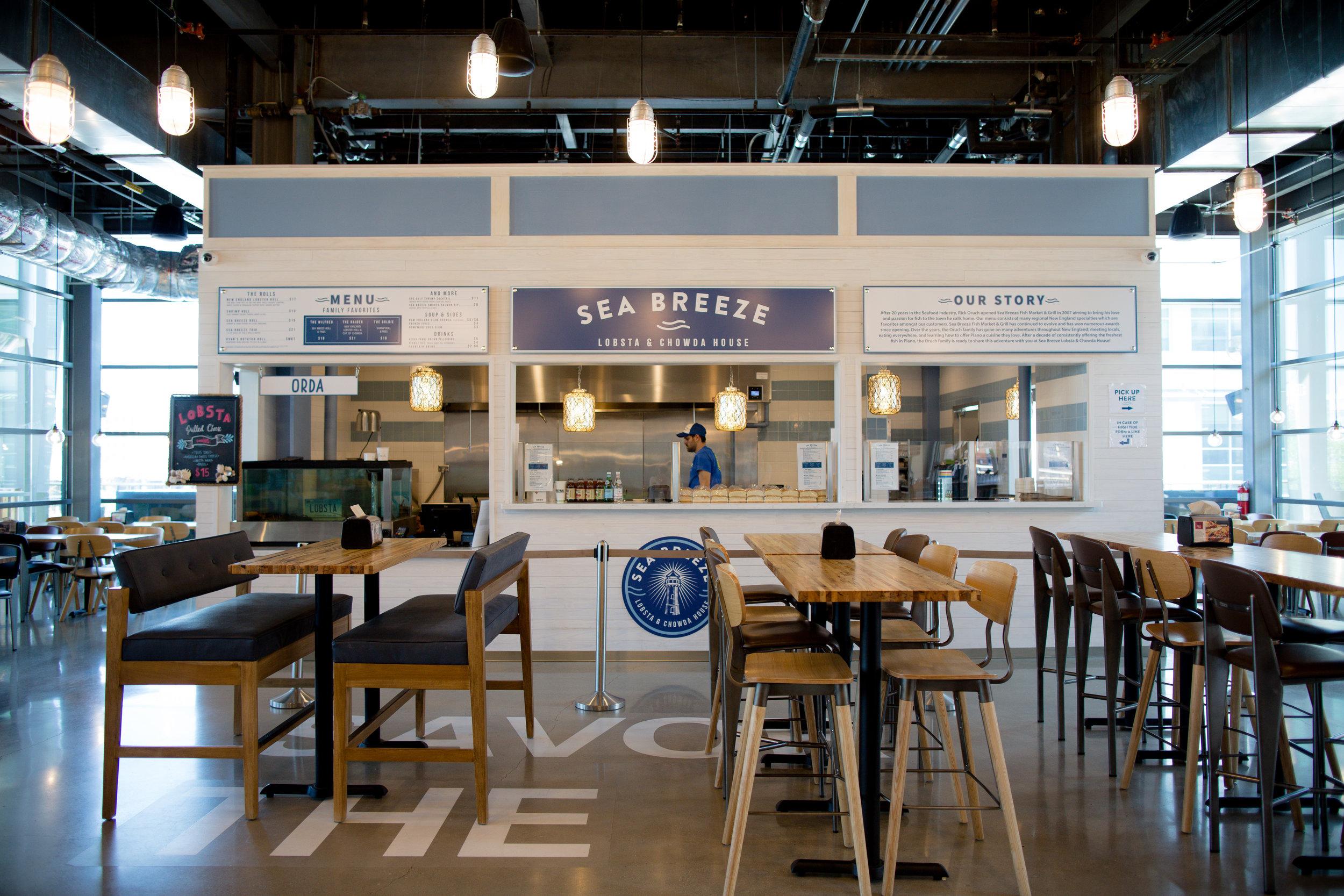 legacy food hall -