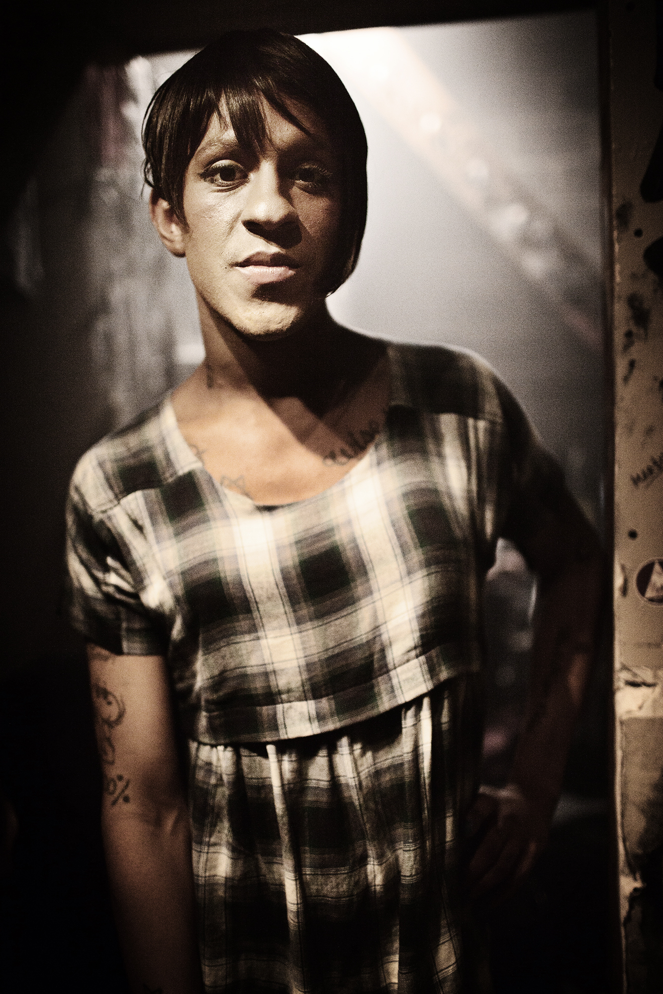 Mykki Blanco, rapper