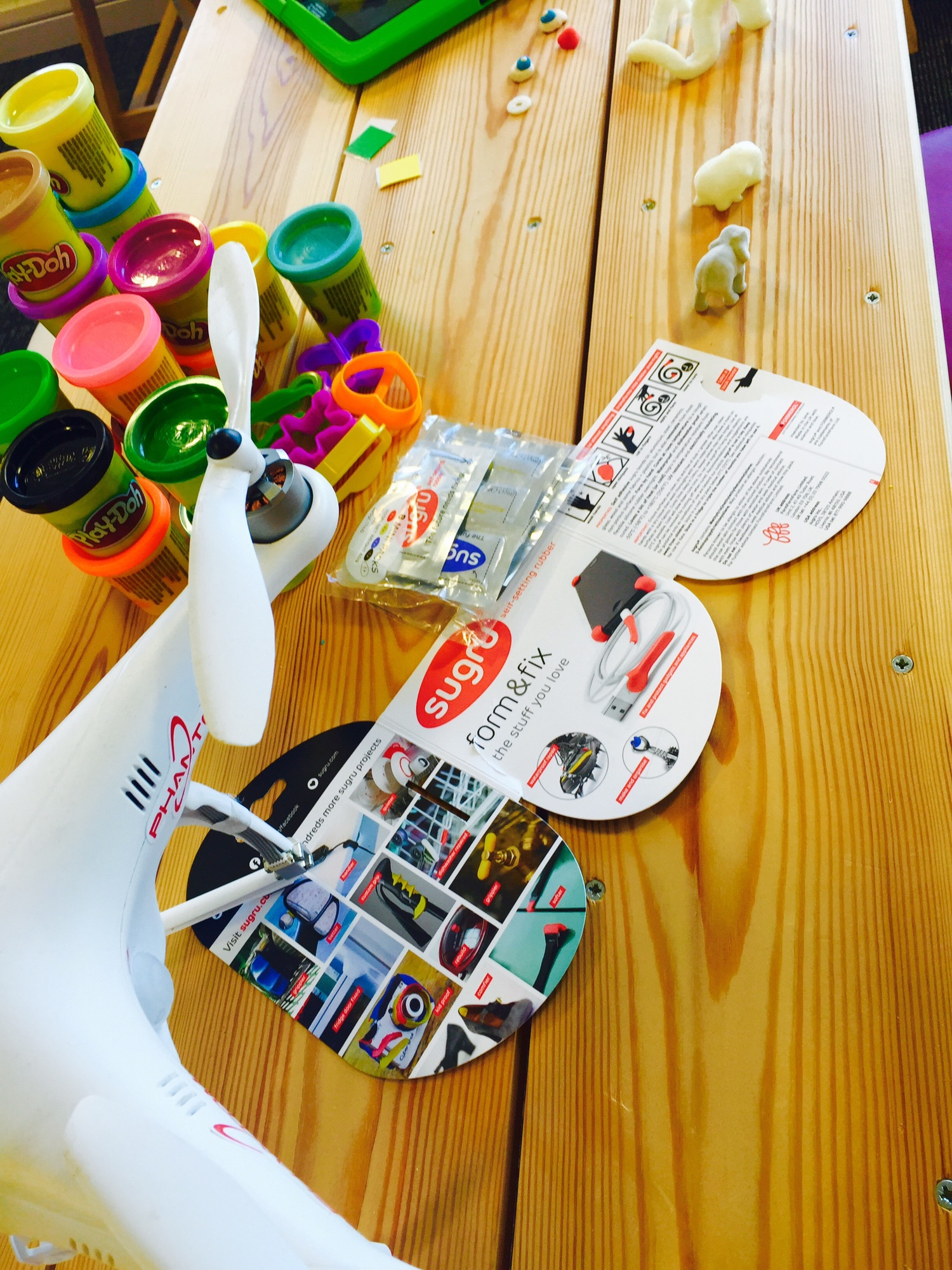 The Lab MakerSpace: Could Sugru become an essential feature of all #ukhousing homes?