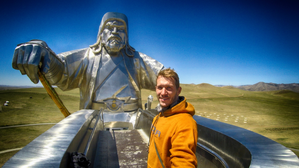 Mongolia - an snap decision that blew me away. One of the most stunning places in the world today.