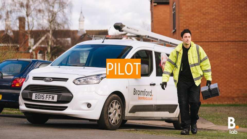 (Bromford Lab pilot -  Starting Well )