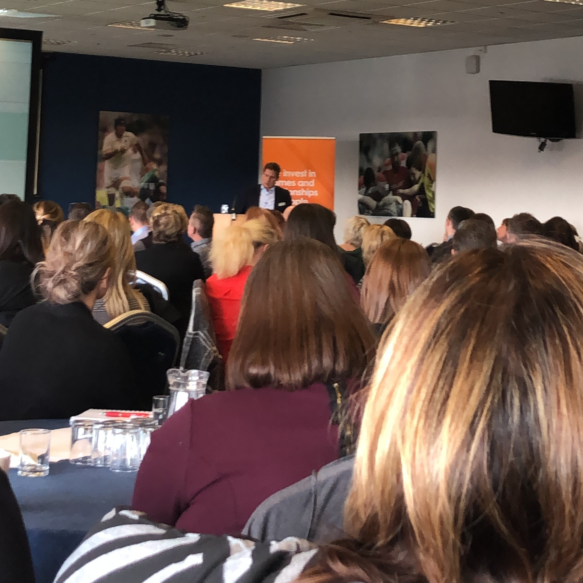 CEO Robert Nettleton opened the day with an inspirational presentation on our new strategy.