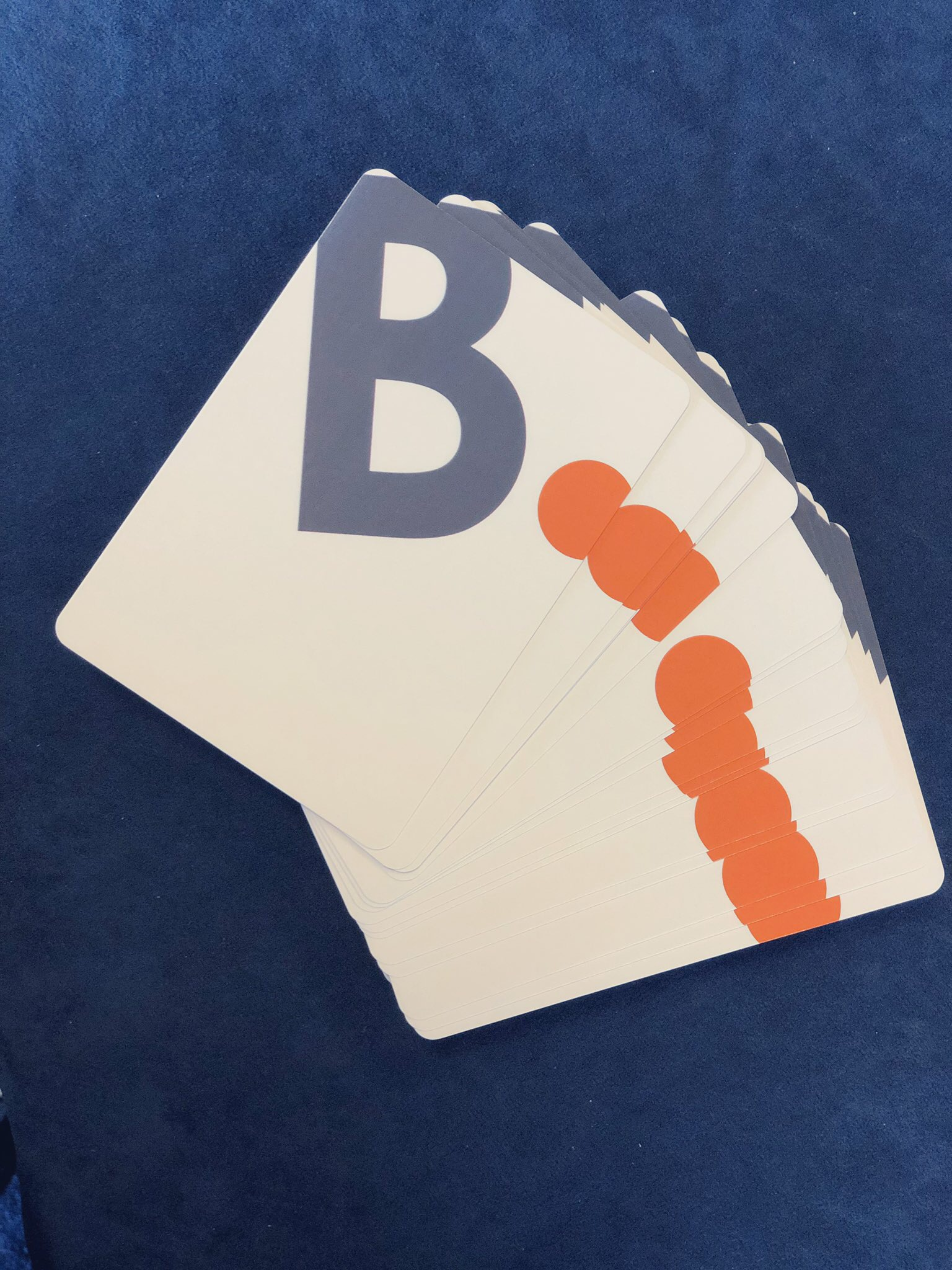 Because everyone loves a Bromford themed playing card! Or are they……