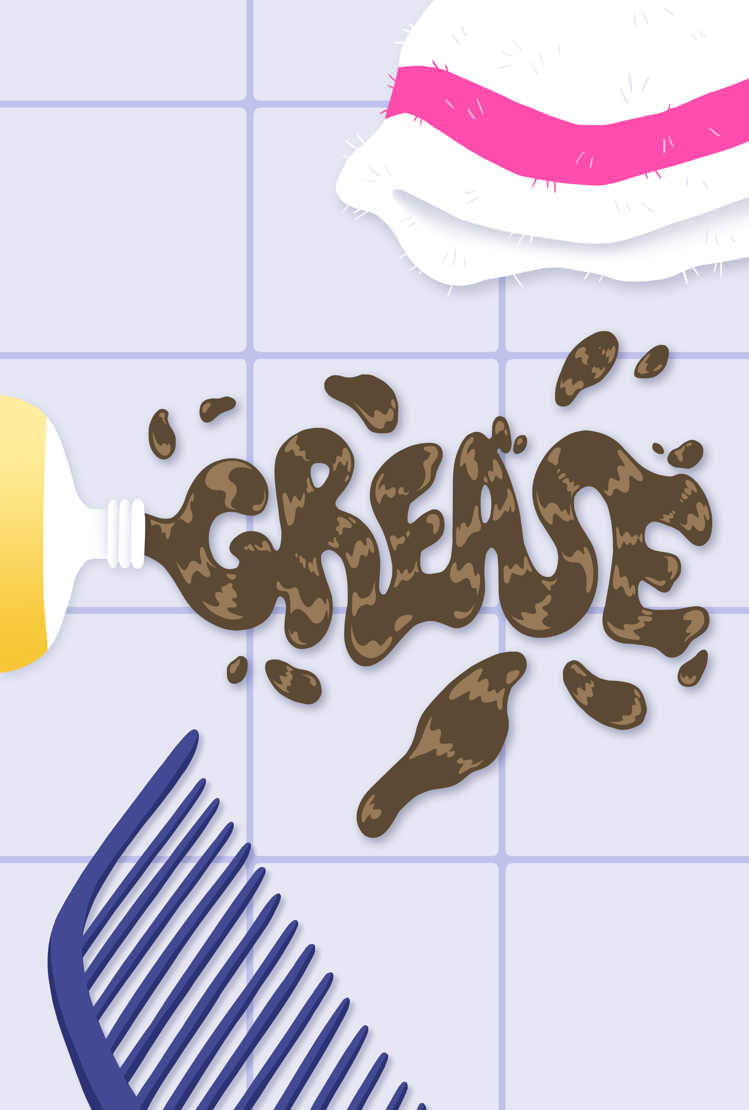 Grease Minimalist poster.jpg