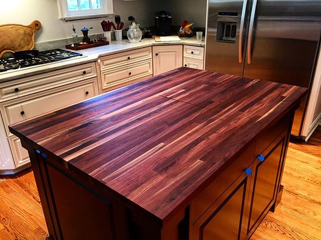 "Black Walnut | 1.5"" thick 