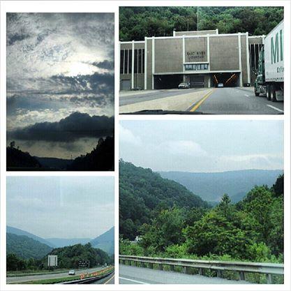 West Virginia and Virginia