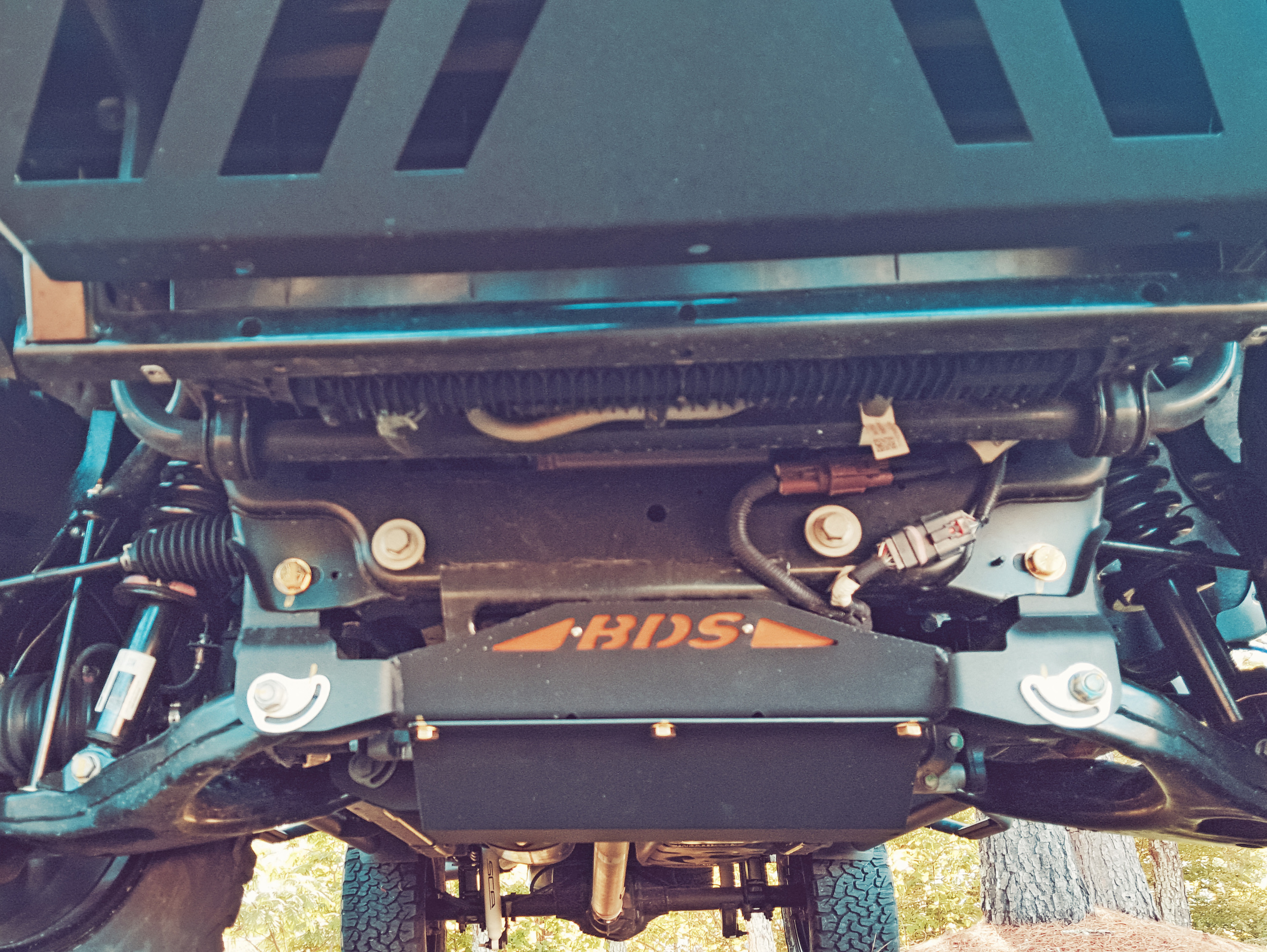 Copy of SCA Canyon BDS 5.5 Inch Suspension LIft