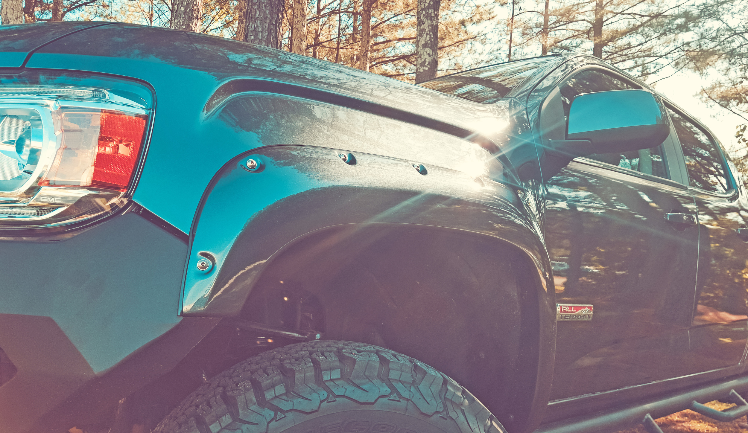 Copy of SCA Canyon Pocket Style Fender Flares
