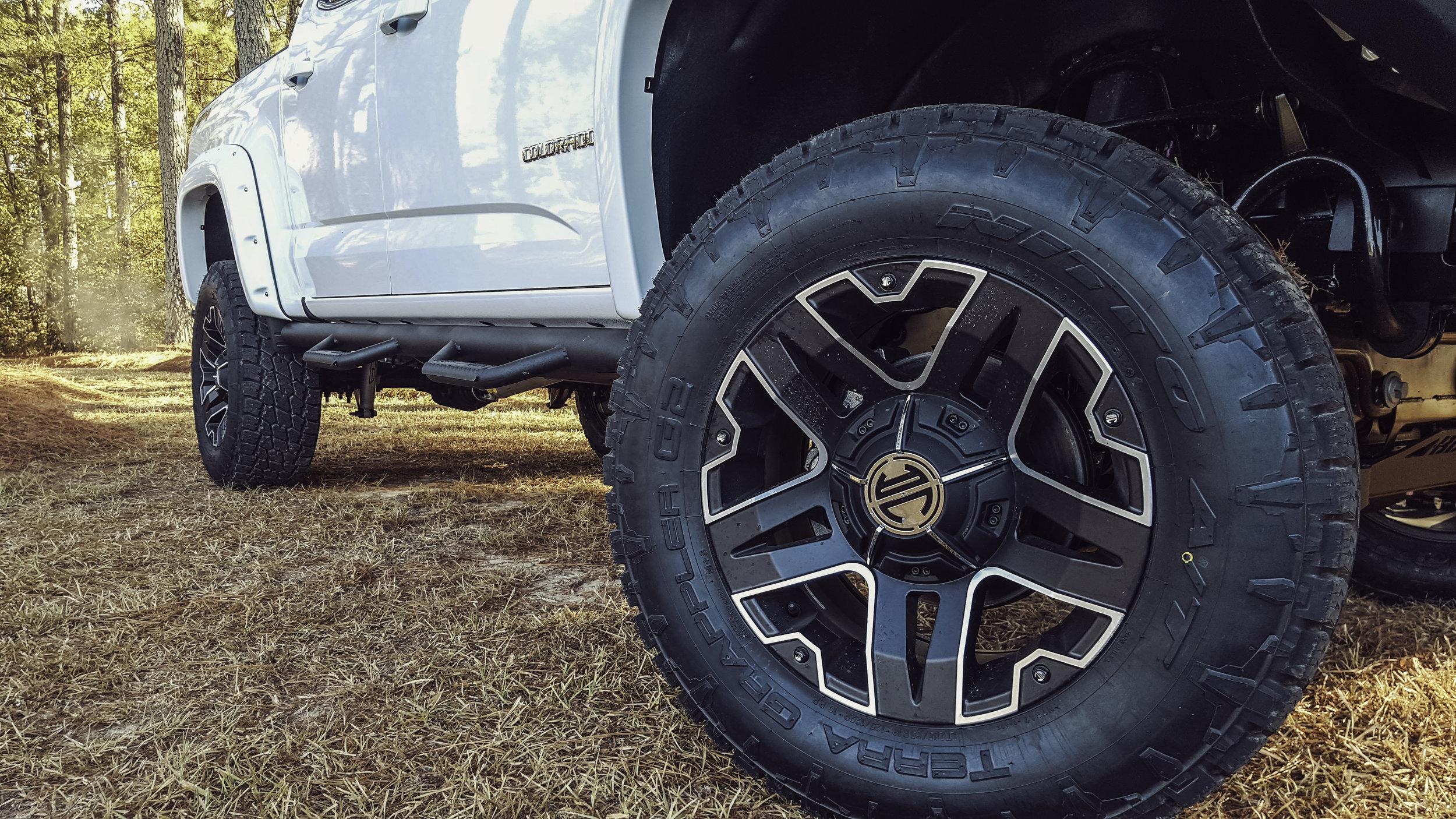 Copy of SCA Chevy Colorado Wheel