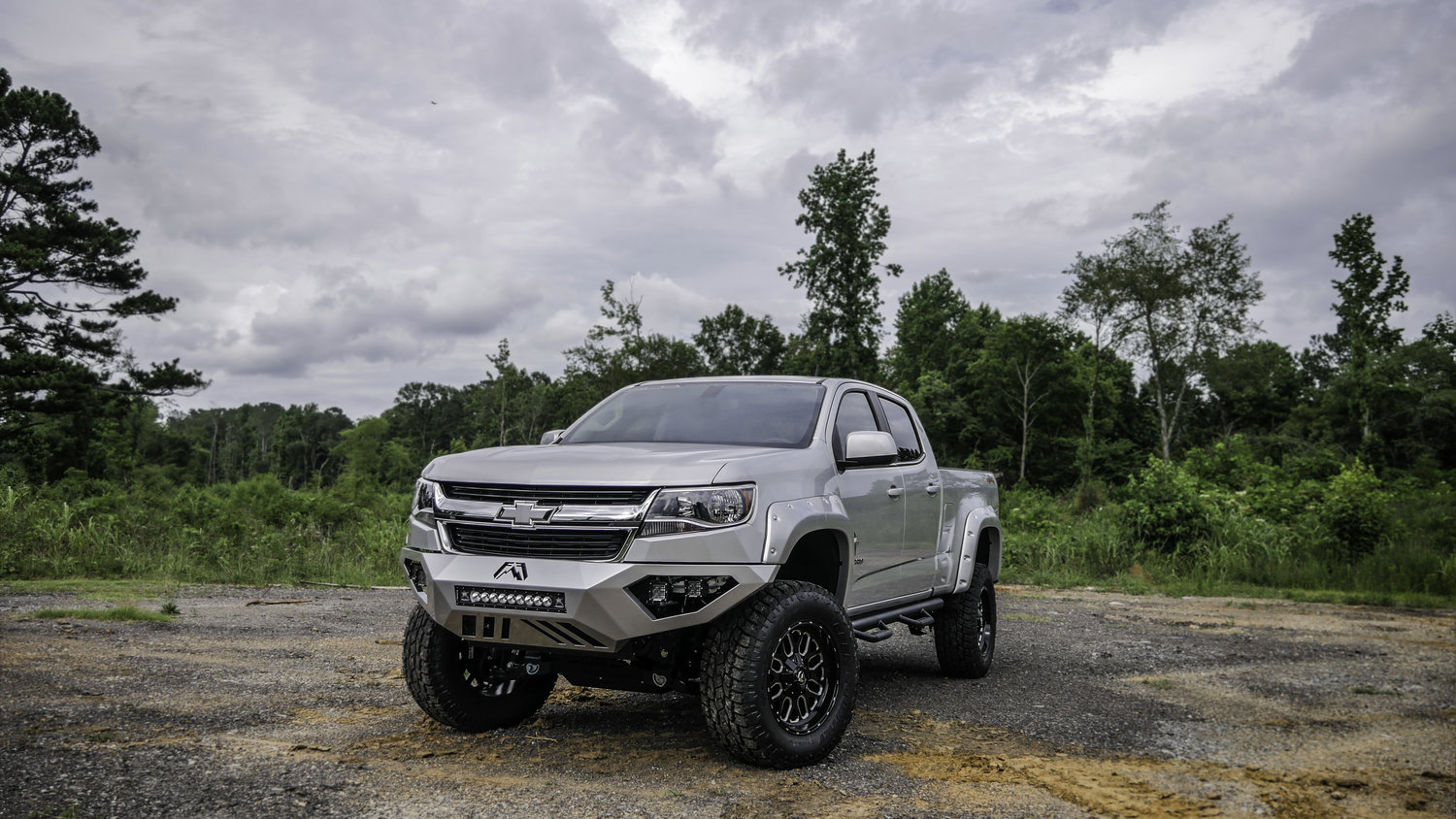 Lifted Chevy Colorado >> Chevrolet Colorado Lifted Trucks Sca Performance Black