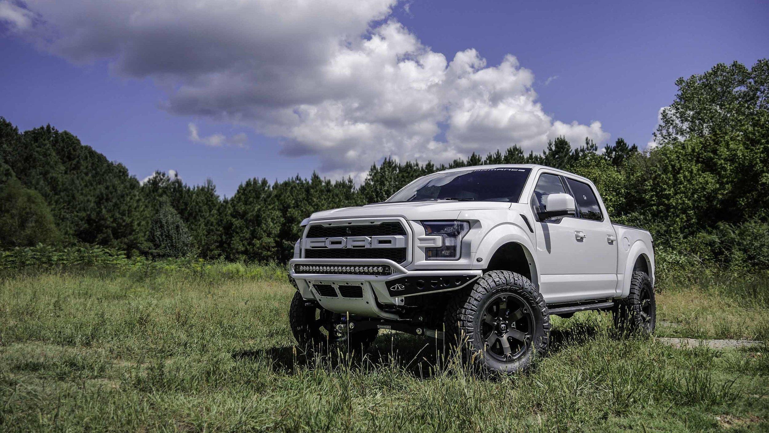Sca Ford Raptor Sca Performance Black Widow Lifted Trucks