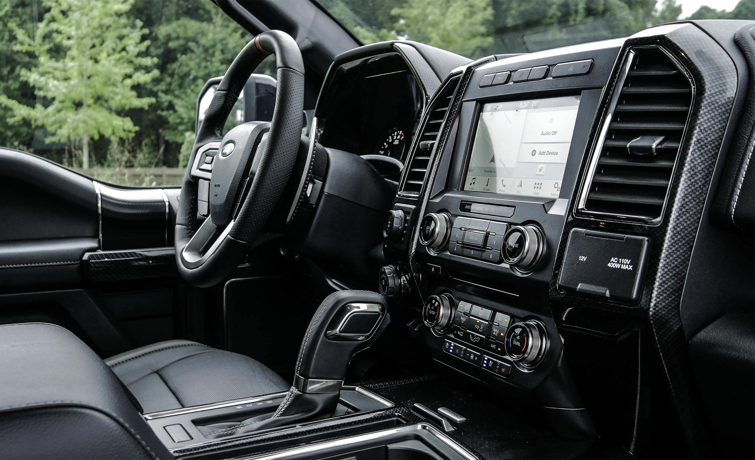 Ford Raptor Carbon Fiber Interior.jpg