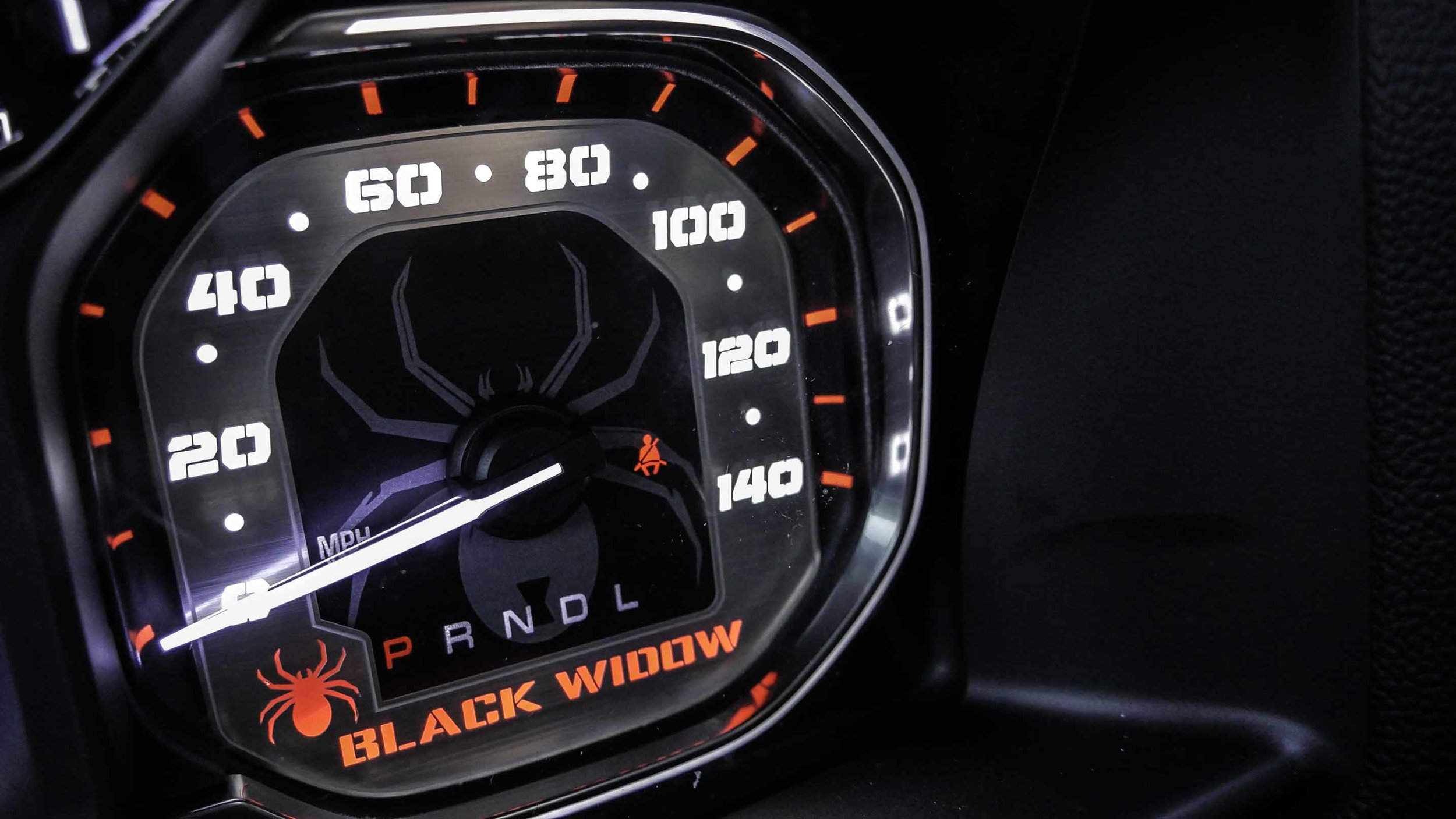2019 GMC Sierra Black Widow Gauges Close Small.jpg