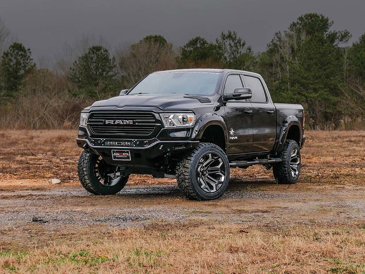 Sca Performance Lifted Trucks