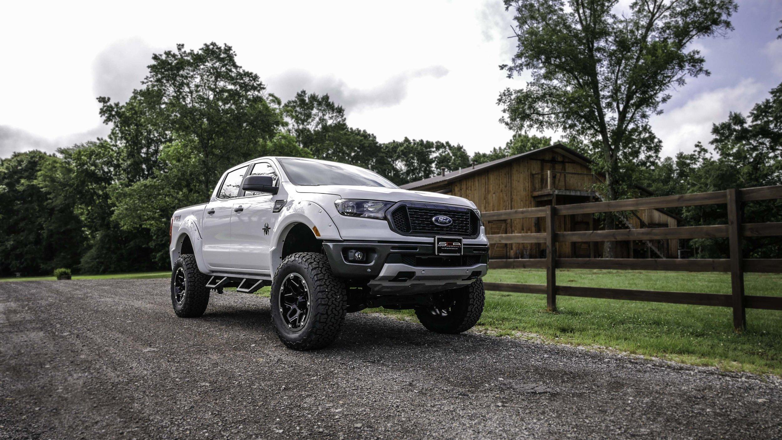 Ford Ranger White at Barn.jpg