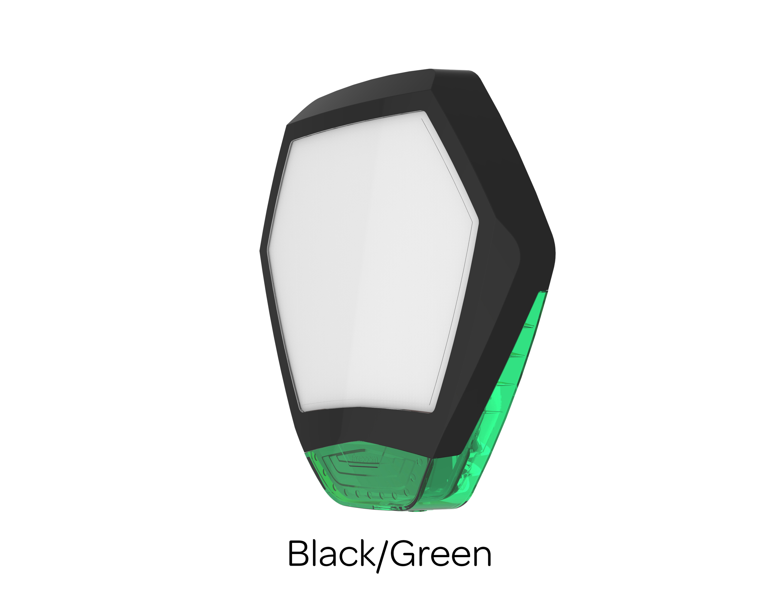 Odyssey X3 Cover Black/Green