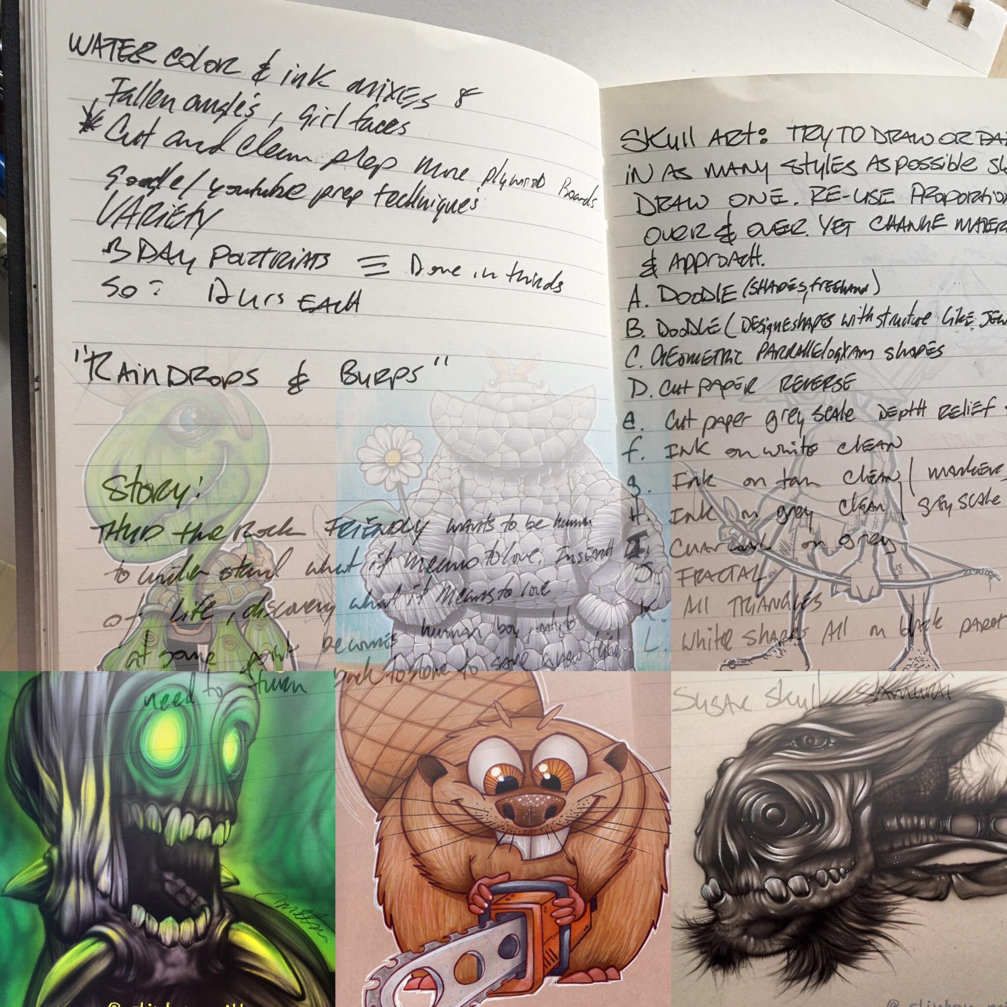 create notebook