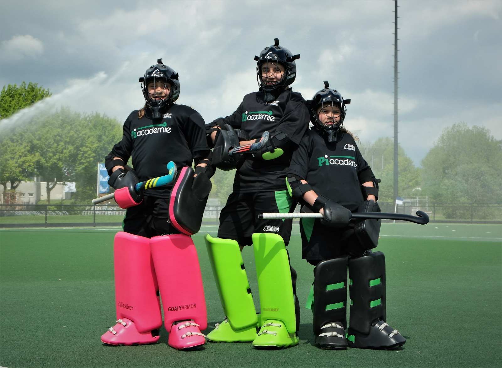 Hockeykleding in India produceren