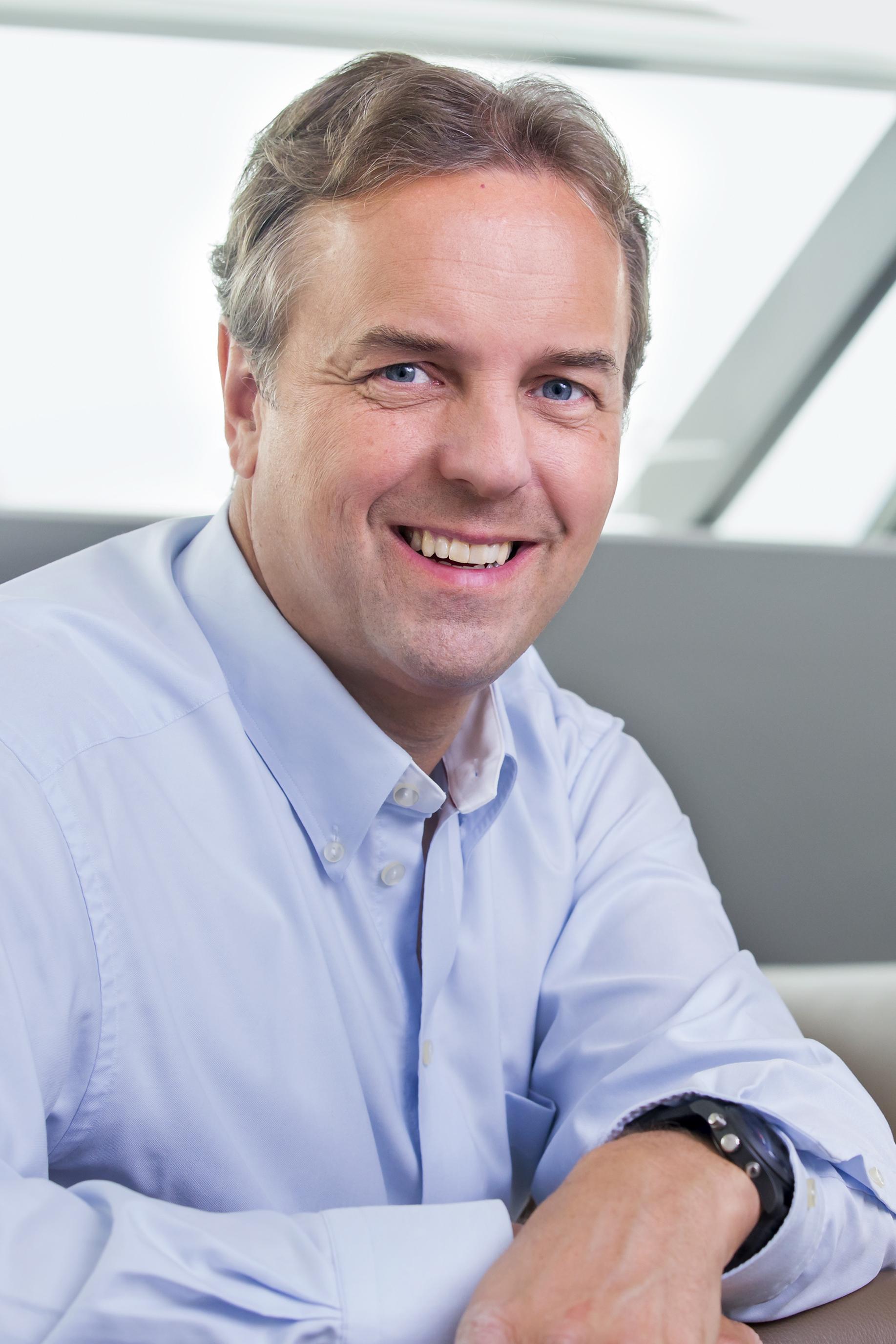 Paul Veger, CEO Decos (foto: Decos)