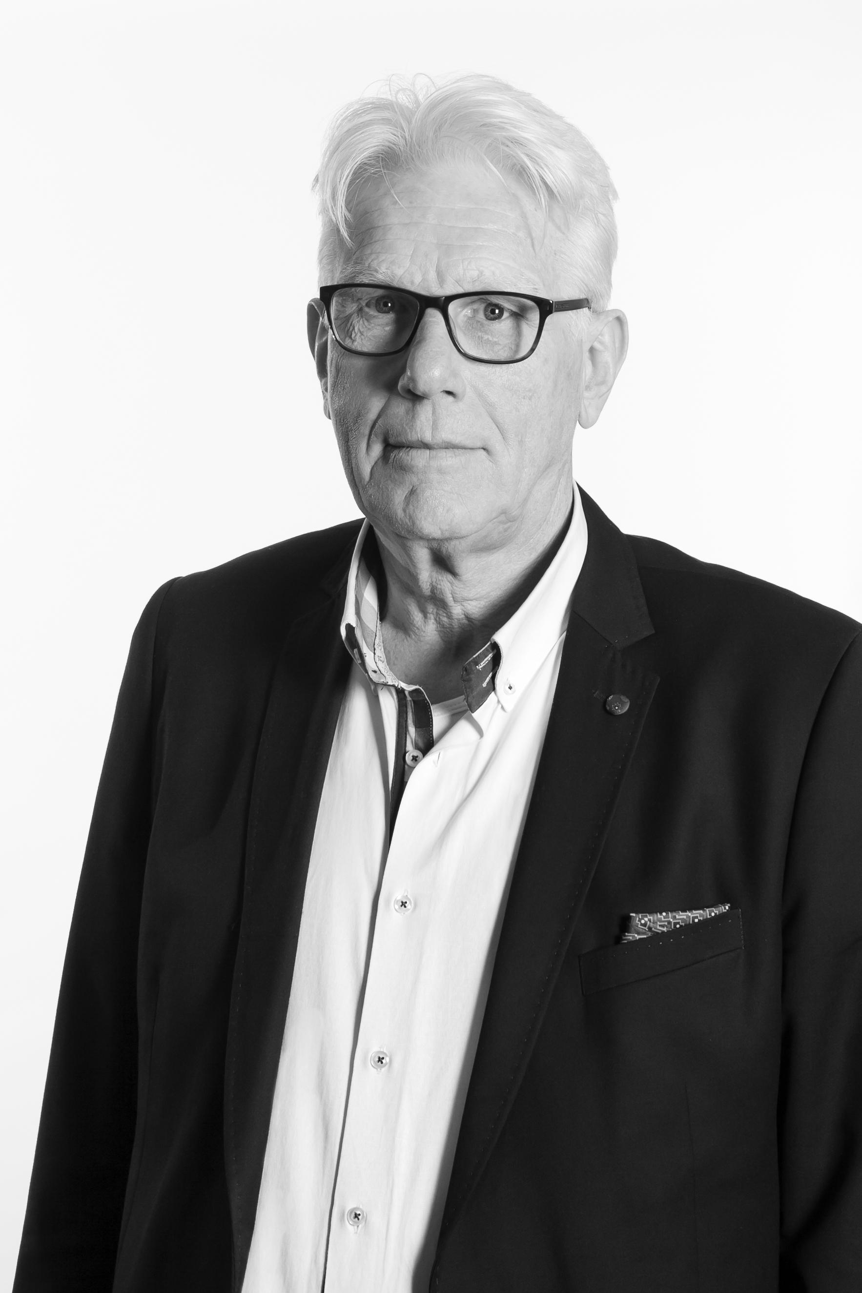 Directeur KROV Johan de Boer