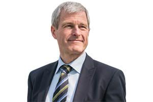 Gerard Backx, directeur HZPC