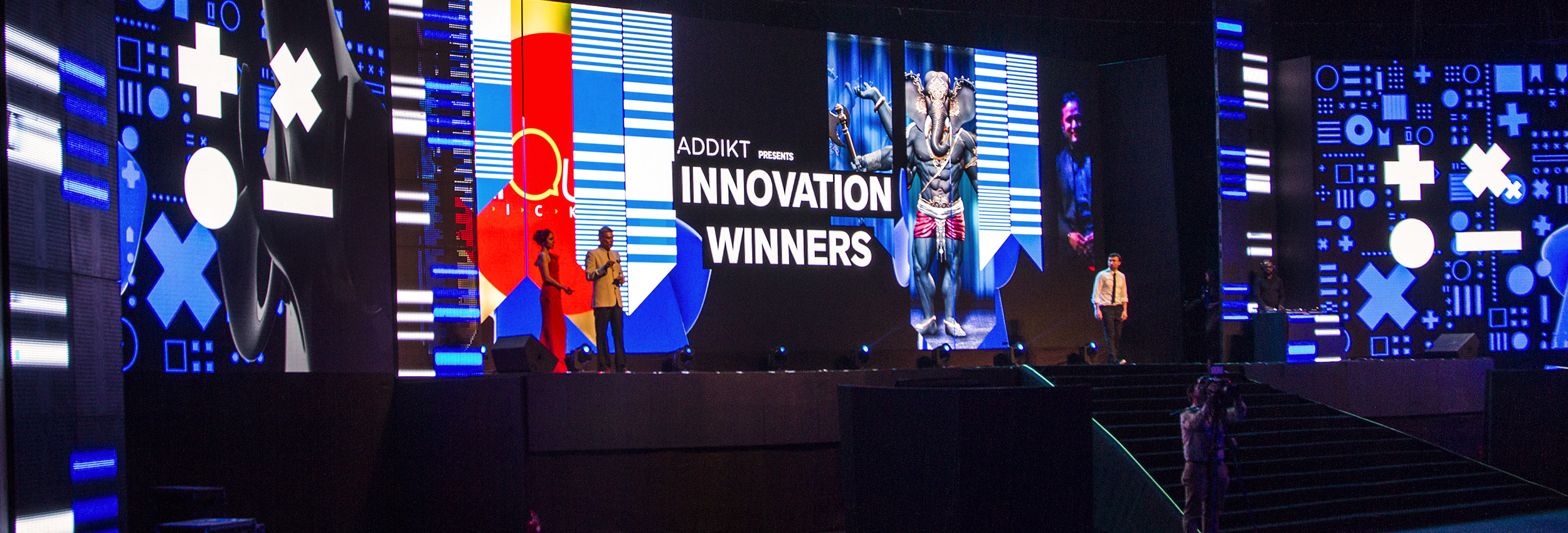 Addikt wint innovatieprijs in India