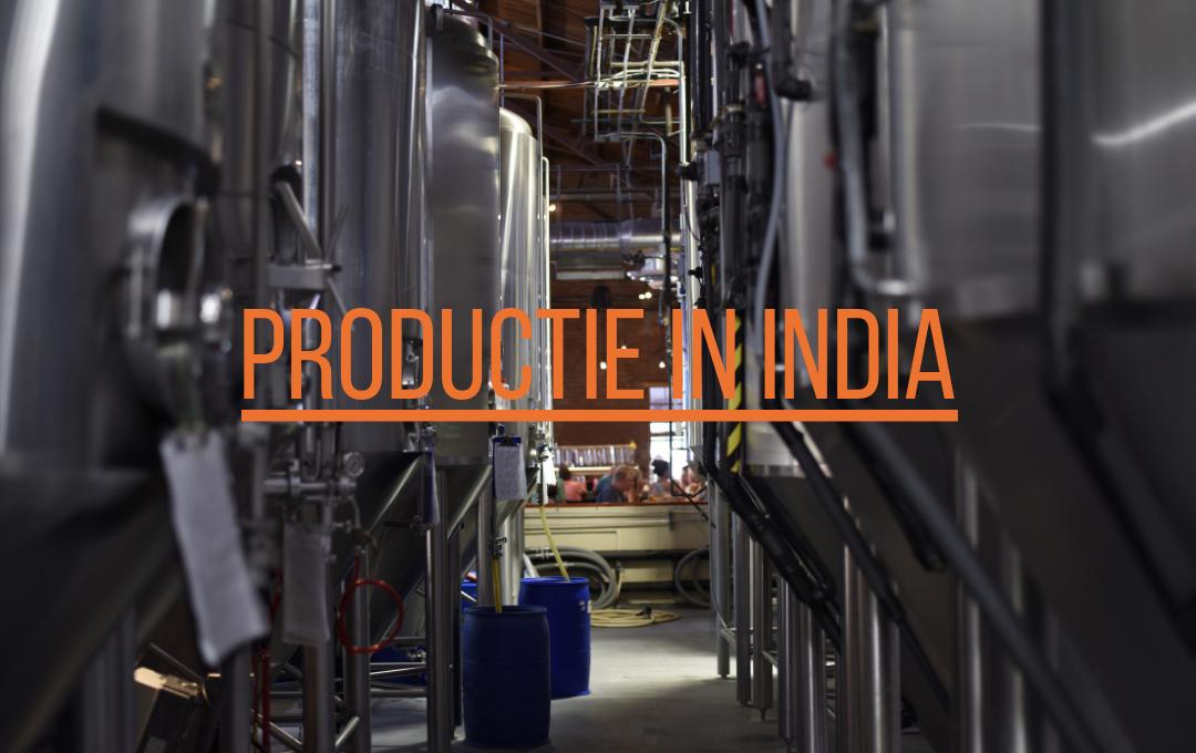- Wij helpen bedrijven bij het opzetten van productie in India.