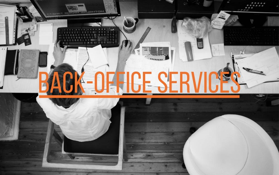 - Wij helpen bedrijven met administratieve zaken en backoffice in India.