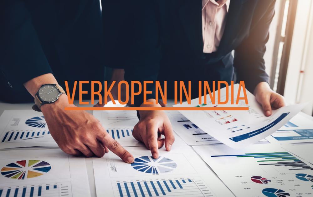 Wij helpen bedrijven bij het verkopen van producten en diensten in India. -