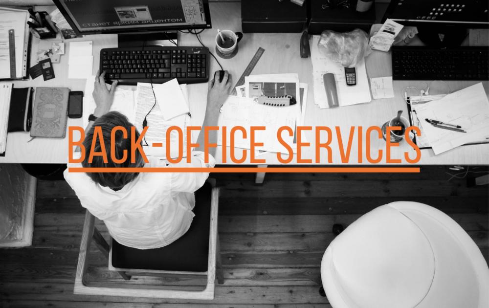 Wij helpen bedrijven met administratieve zaken en backoffice in India. -