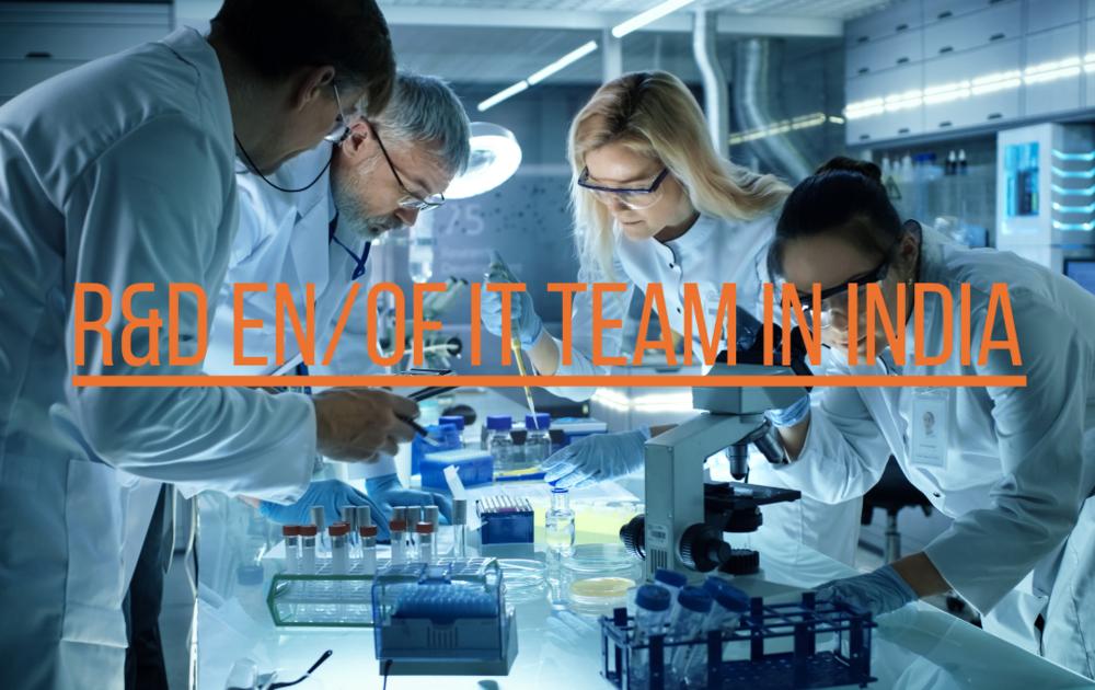 Wij helpen bedrijven bij het opzetten van een IT of R&D team in India. -