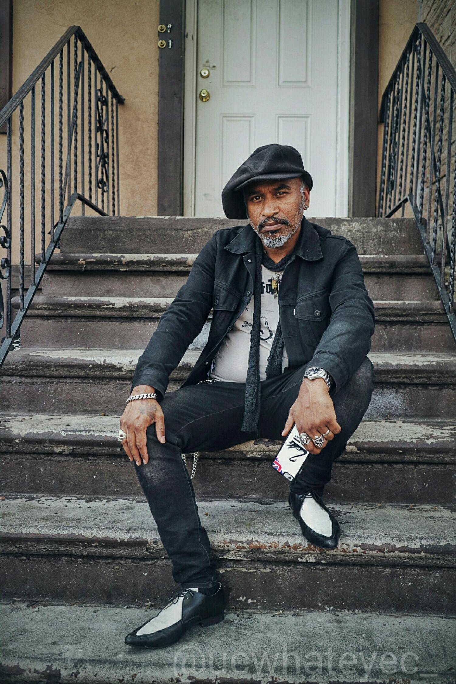 Sureshan Pather, owner of Black Swan & Beast of Bourbon in Brooklyn.