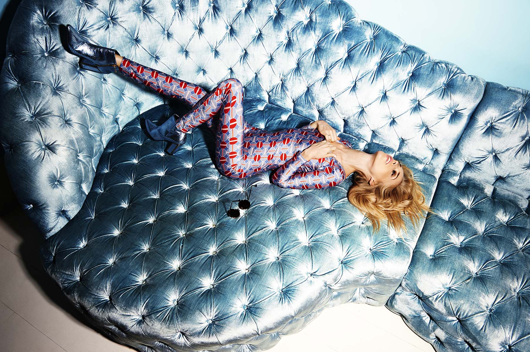 MARY CHARTERIS FOR EKATSUITS