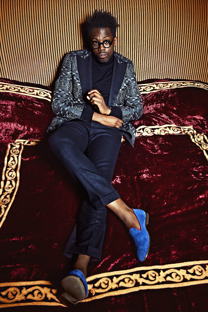 ADRIEN SAUVAGE   FOR L'UOMO VOGUE AFRICA SPECIAL